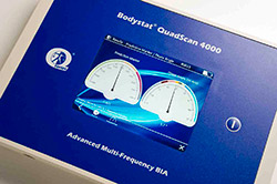 Bodystat Quadscan 4000 Touch Screen